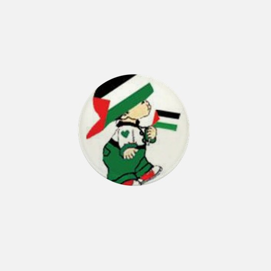 Gaza Mini Button