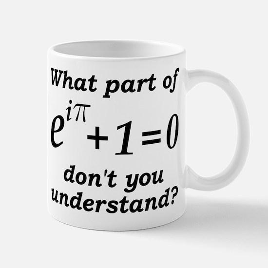 Don't Understand Euler's Equation Mug