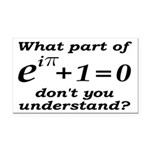 Don't Understand Euler's Equation Rectangle Car Ma
