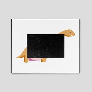 Brontosaurus Dinosaur Picture Frame