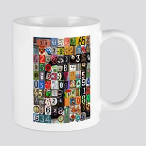 Places of Pi Mug