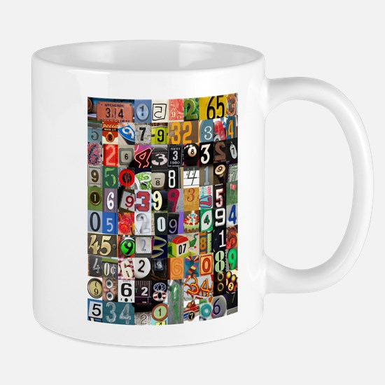 Places of Pi Mug