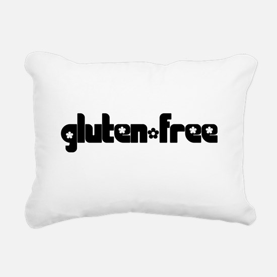 gluten free chick Rectangular Canvas Pillow