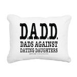 DADD Rectangular Canvas Pillow