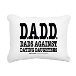 DADD Rectangular Canvas Pillow