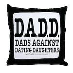 DADD Throw Pillow