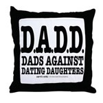 DADD Throw Pillow