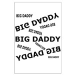 Big Daddy Large Poster