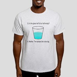 Kanban Water Glass Light T-Shirt