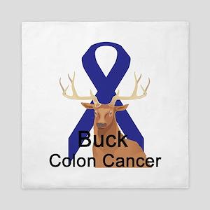 buck-colon-cancer Queen Duvet