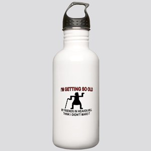 OLD LADY Stainless Water Bottle 1.0L