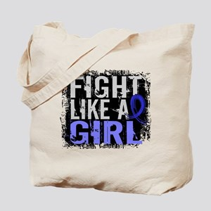 Licensed Fight Like a Girl 31.8 Still's D Tote Bag