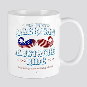 The Great American Mustache Ride Mug