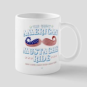 The Great American Mustache Ride Mug