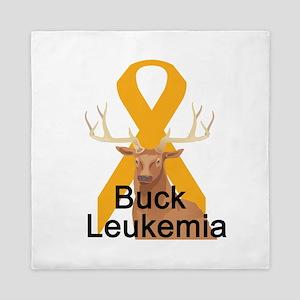 3-buck-leukemia Queen Duvet