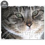 Cat Close-up Puzzle