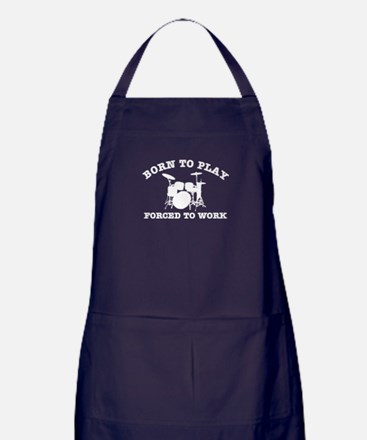 Cool Drums gift items Apron (dark)