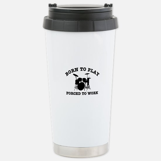 Cool Drums gift items Stainless Steel Travel Mug