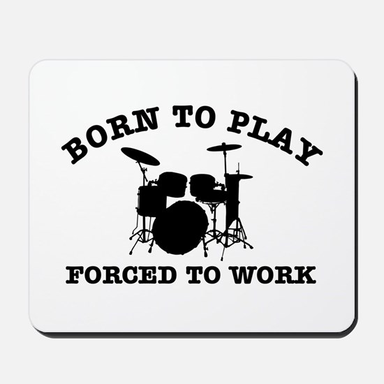 Cool Drums gift items Mousepad