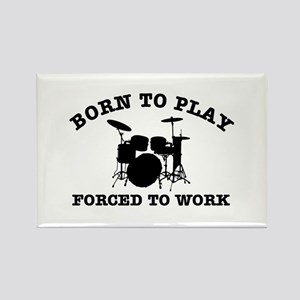 Cool Drums gift items Rectangle Magnet