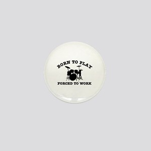 Cool Drums gift items Mini Button