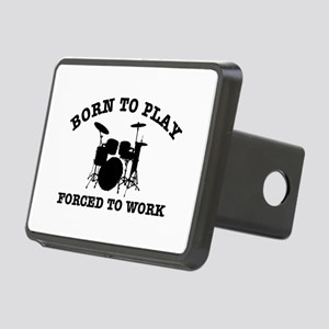 Cool Drums gift items Rectangular Hitch Cover