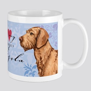 Wirehaired Vizsla Mug