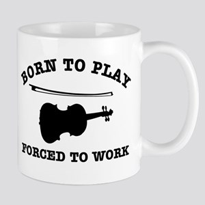 Cool Violin gift items Mug