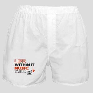 B flat Boxer Shorts