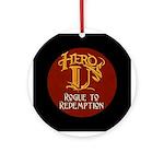 Hero-U Kickstarter Ornament