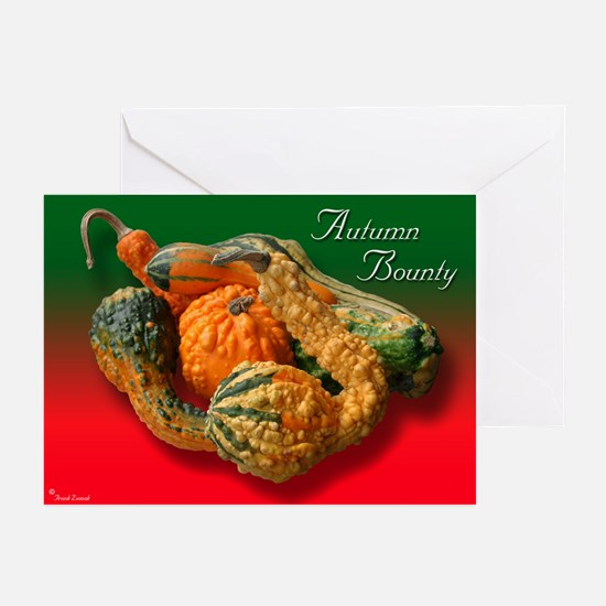 Autumn Bounty Greeting Cards (Pk of 10)