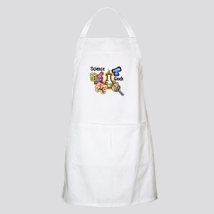 Science Geek BBQ Apron