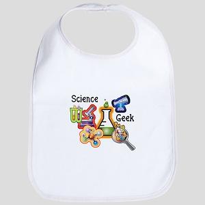 Science Geek Bib