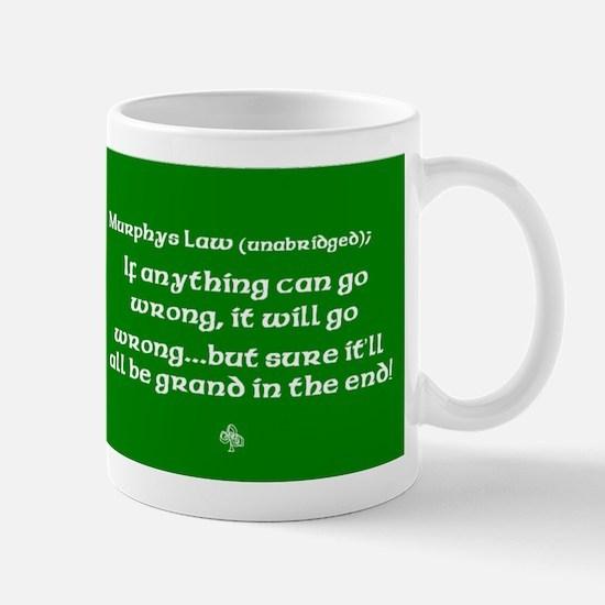 Murphys Law Mug