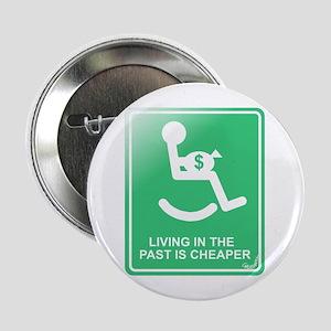 "Cheapskate 2.25"" Button"