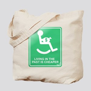 Cheapskate Tote Bag