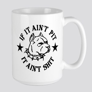 Pitbull Large Mug