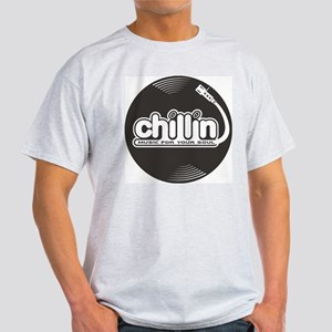 Chillin Music For Your Soul Light T-Shirt