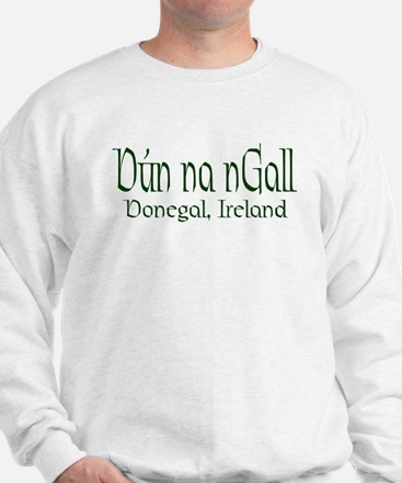 County Donegal (Gaelic) Sweatshirt