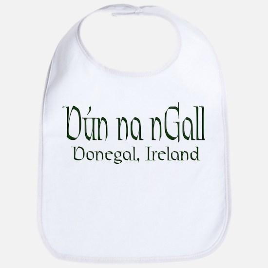 County Donegal (Gaelic) Bib