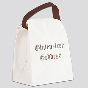 Gluten free Goddess Canvas Lunch Bag