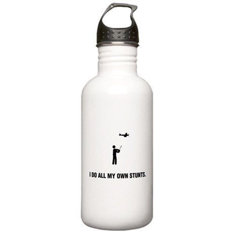 RC Aeroplane Stainless Water Bottle 1.0L