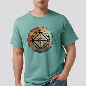 IntergalacticMission.com Mens Comfort Colors Shirt