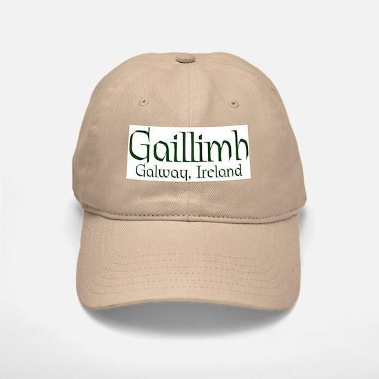 County Galway (Gaelic) Baseball Baseball Baseball Cap