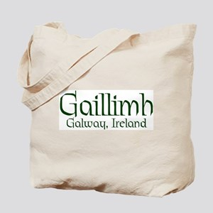 County Galway (Gaelic) Tote Bag