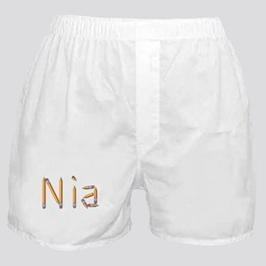 Nia Pencils Boxer Shorts