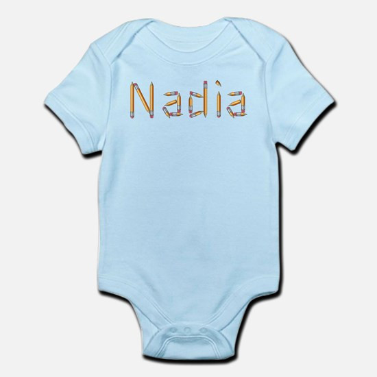 Nadia Pencils Infant Bodysuit