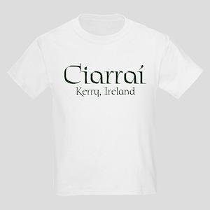 County Kerry (Gaelic) Kids T-Shirt