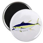 Yellowfin Tuna (Allison Tuna) fish Magnet