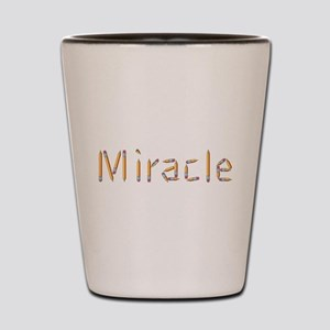 Miracle Pencils Shot Glass